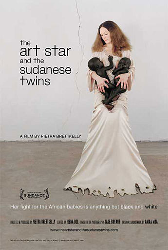The Art Star and the Sudanese Twins