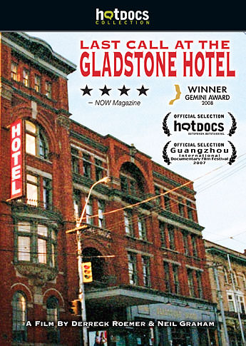 Last Call at the Gladstone Hotel