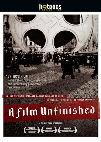 A Film Unfinished